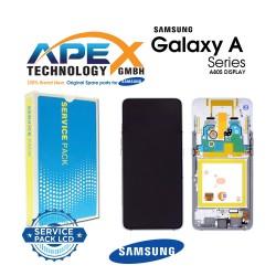 Samsung Galaxy A80 (SM-A805F) Lcd Display / Screen + Touch Ghost White GH82-20348B