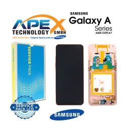 Samsung Galaxy A80 (SM-A805F) Lcd Display / Screen + Touch Angel Gold GH82-20348C
