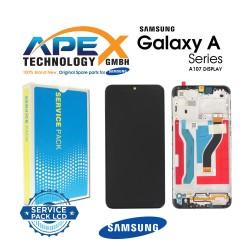 Samsung SM-A107 Galaxy A10s Lcd Display / Screen + Touch - GH81-17482A OR GH81-20306A