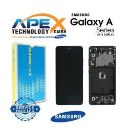 Samsung Galaxy A51 5G (SM-A516B) Lcd Display / Screen + Touch Prism Crush Black GH82-23100A