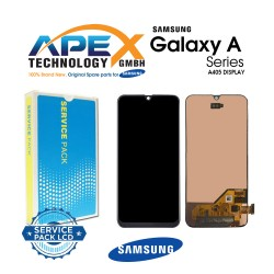 Samsung SM-A405 Galaxy A40 LCD Display / Screen + Touch Black
