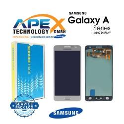 Samsung Galaxy A5 (SM-A500F) Lcd Display / Screen + Touch Pink GH97-16679E