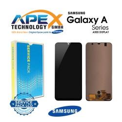 Samsung Galaxy A5 (SM-A500F) Lcd Display / Screen + Touch Gold GH97-16679F