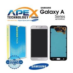 Samsung SM-A810 Galaxy A8 (2016) Lcd Display / Screen + Touch - Silver - GH97-19655C