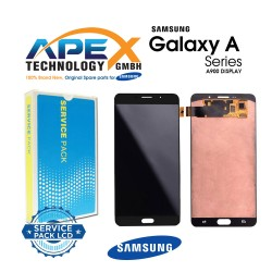 Samsung SM-A900 Galaxy A9 (2015) LCD Display / Screen + Touch - Gold