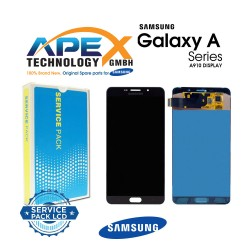 Samsung SM-A910 Galaxy A9 Pro (2016) LCD Display / Screen + Touch - Black