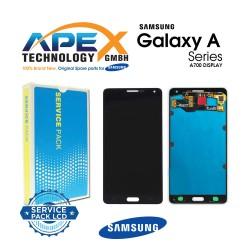 Samsung Galaxy A7 (SM-A700F) Lcd Display / Screen + Touch Black GH97-16922B