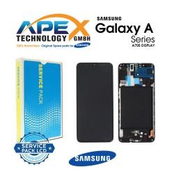 Samsung Galaxy A70 (SM-A705F) Lcd Display / Screen + Touch Black GH82-19787A