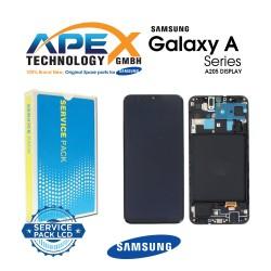 Samsung SM-A205 Galaxy A20 Lcd Display / Screen + Touch - GH82-19571A OR GH82-19572A OR GH82-21250A