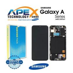 Samsung SM-A405 Galaxy A40 LCD Display / Screen + Touch Black