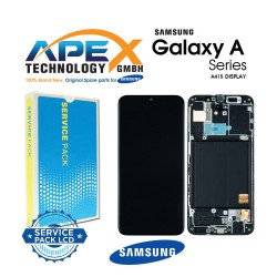 Samsung Sm-A415 Galaxy A41 LCD Display / Screen + Touch