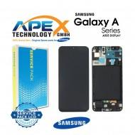 Samsung SM-A505 Galaxy A50 LCD Display / Screen + Touch Black