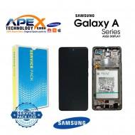 Samsung Galaxy SM-A526 / A525 (A52 5G / 4G 21 No Battery ) Lcd Display / Screen + Touch Blue GH82-25754B OR GH82-25526B OR GH82-25524B