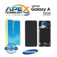 Samsung SM-A705 Galaxy A70 LCD Display / Screen + Touch Black