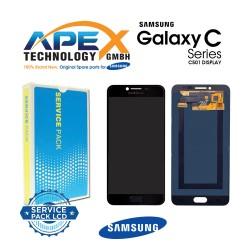 Samsung Galaxy C5 Pro (SM-C501F) Lcd Display / Screen + Touch Black GH97-20450C