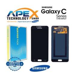 Samsung Galaxy C7 (SM-C700F) Lcd Display / Screen + Touch Black GH97-19135B