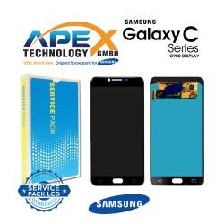 Samsung Galaxy C9 Pro (SM-C900F) Lcd Display / Screen + Touch Black GH97-19624B