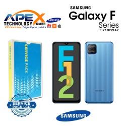 Samsung Galaxy SM-F127 ( F12 2021 ) LCD Lcd Display / Screen + Touch  GH82-25043A