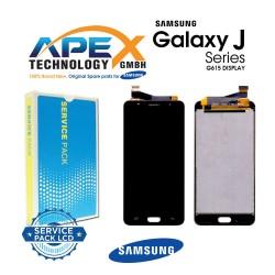 Samsung SM-G610 Galaxy / J7 Max LCD Display / Screen + Touch - Black