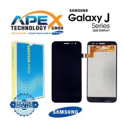 Samsung Galaxy J2 Core 2018 (SM-J260F) Lcd Display / Screen + Touch Black GH97-22242A
