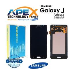 Samsung Galaxy J3 Pro (SM-J310F) Lcd Display / Screen + Touch Black GH97-18977B