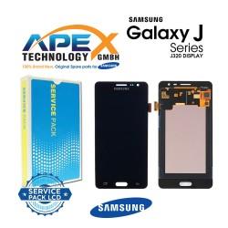 Samsung Galaxy J3 2016 (SM-J320F) Lcd Display / Screen + Touch Black GH97-18414C