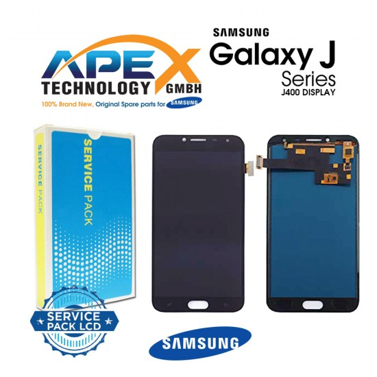 Samsung SM-J400 Galaxy J4 LCD Display / Screen + Touch - Black