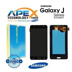Samsung Galaxy J5 2016 (SM-J510F) Lcd Display / Screen + Touch Black GH97-19466B