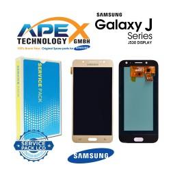Samsung Galaxy J5 2017 (SM-J530F) Lcd Display / Screen + Touch Gold GH97-20738C