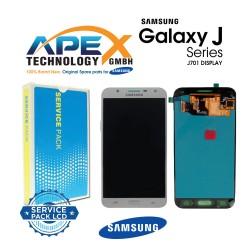 Samsung Galaxy J7 Nxt (SM-J701F) Lcd Display / Screen + Touch Silver GH97-20904C