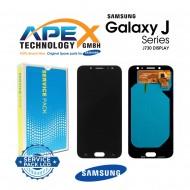 Samsung SM-J730 Galaxy J7 (2017) LCD Display / Screen + Touch - Black