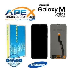 Samsung SM-M105 Galaxy M10 LCD Display / Screen + Touch - Black / Blue