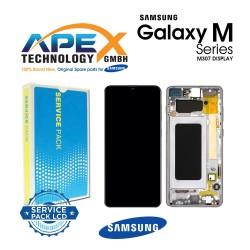Samsung Galaxy M30s (SM-M307F) Lcd Display / Screen + Touch Black GH82-21266A