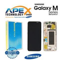 Samsung Galaxy M10s (SM-M107F) Lcd Display / Screen + Touch Black GH82-19571A OR GH82-19572A OR GH82-21250A
