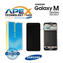 Samsung SM-M305 Galaxy M30 LCD Display / Screen + Touch Black GH82-19347A