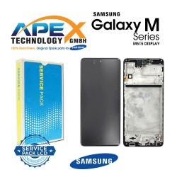 Samsung Galaxy M51 (SM-M515F) Lcd Display / Screen + Touch Black GH82-24168A OR GH82-23568A OR GH82-24166A