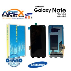 Samsung Galaxy Note 8 (SM-N950F) Lcd Display / Screen + Touch No Frame GH96-11033A