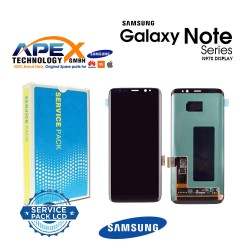 Samsung Galaxy Note 10 ( SM-N970  2019 ) Lcd Display / Screen + Touch - No Frame - GH96-12727A OR GH96-13220A
