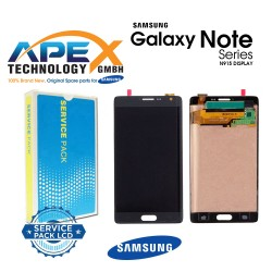 Samsung Galaxy Note Edge (N915) Lcd Display / Screen + Touch Black GH97-16636A