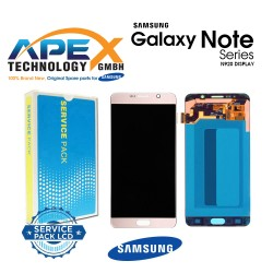 Samsung SM-N920 Galaxy Note 5 LCD Display / Screen + Touch - Rose Gold