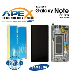 Samsung SM-N950 Galaxy Note 8 LCD Display / Screen + Touch - Grey