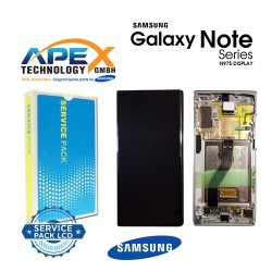 Samsung SM-N975 Galaxy Note 10+ / Note 10 Plus LCD Display / Screen + Touch - Aura Black