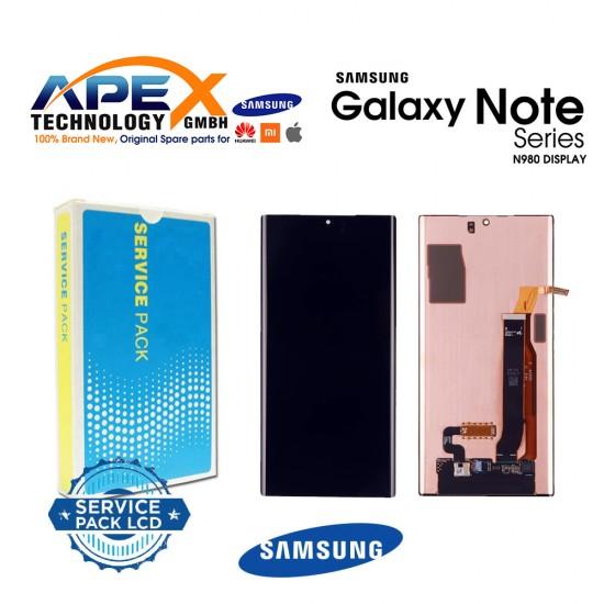 Samsung Galaxy Note 20 (SM-N980F SM-N981F) Lcd Display / Screen + Touch No Frame GH96-13566A