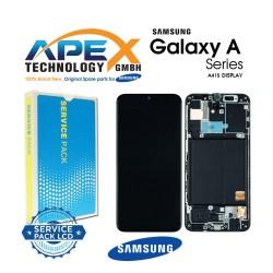 Samsung Galaxy A41 (SM-A415F) Lcd Display / Screen + Touch GH82-22860A