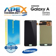 Samsung SM-A310 Galaxy A3 (2016) Lcd Display / Screen + Touch - Black / Gold - GH97-18249B OR GH97-19803B