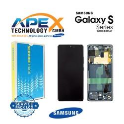 Samsung Galaxy S10 Lite (SM-G770F) Lcd Display / Screen + Touch Prism Black GH82-21672A