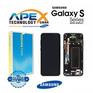 Samsung Galaxy S8 Plus (SM-G955F) Lcd Display / Screen + Touch Black GH97-20470A