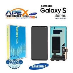 Samsung Galaxy S10e (SM-G970F 2019) Lcd Display / Screen + Touch No Frame GH96-12251A
