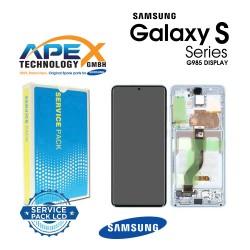 Samsung Galaxy S20 Plus (SM-G985B) Lcd Display / Screen + Touch cloud Blue GH82-22134D OR GH82-22145D
