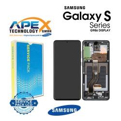 Samsung Galaxy S20 Plus  (SM-G985B) Lcd Display / Screen + Touch Cosmic Black GH82-22134A OR GH82-22145A